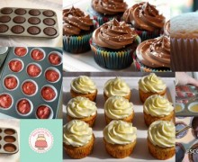 filling cupcakes linners blog