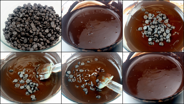 como temperar chocolate 3