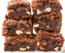 receita do bolo brownie