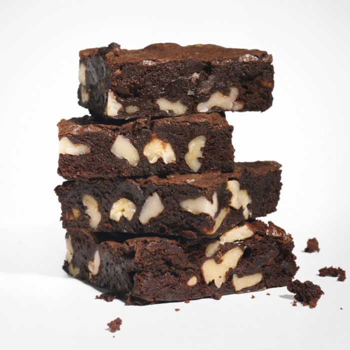 brownie vegan
